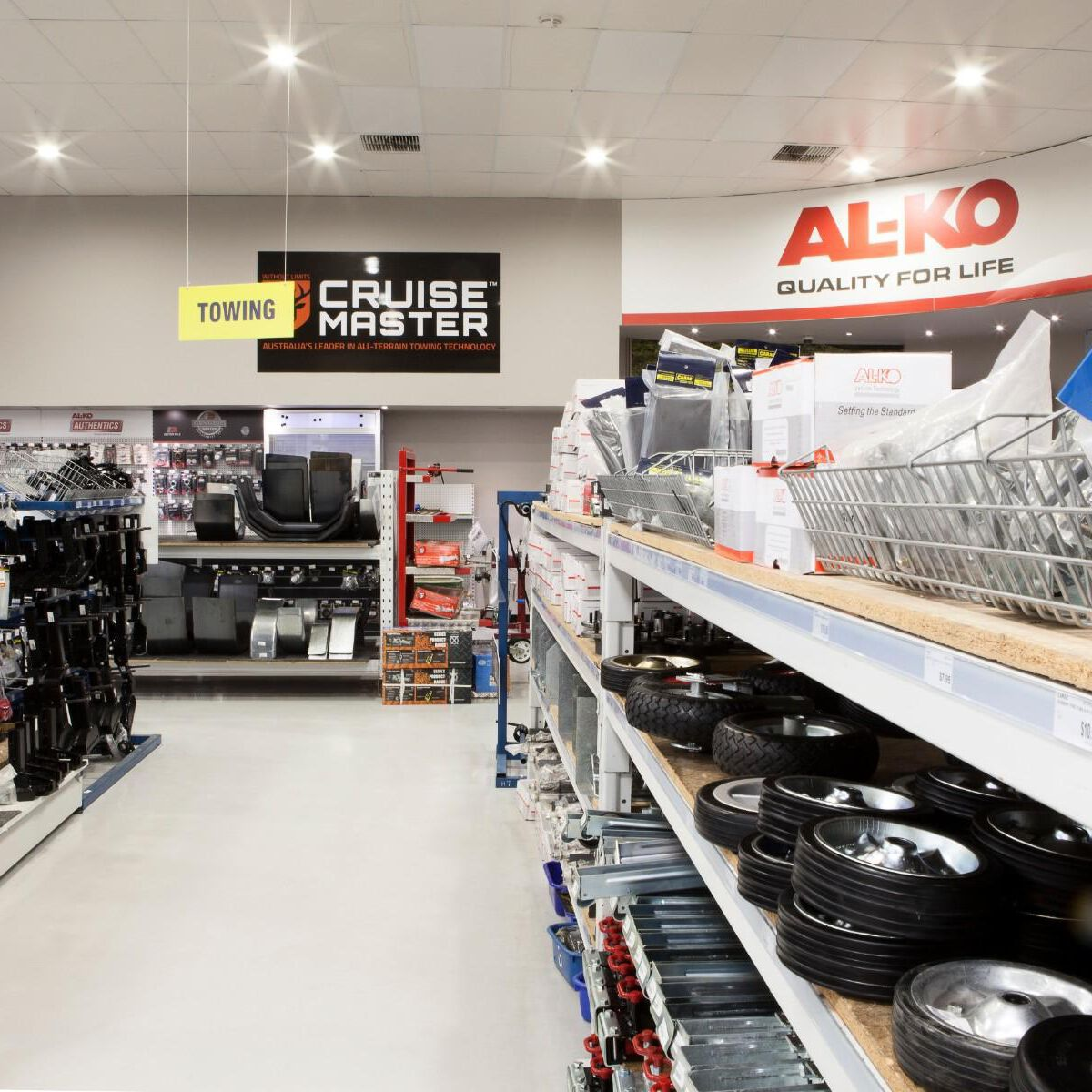 Carac Trailer and Caravans Store Dandenong