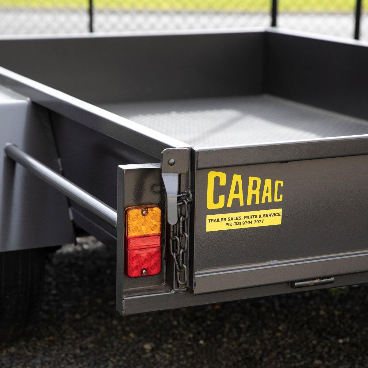 Carac Trailers for Sale